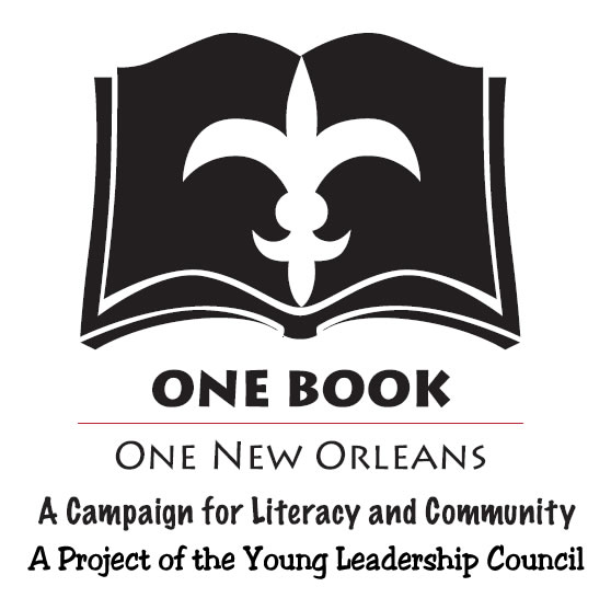 One Book One New Orleans Logo