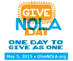 GiveNOLA Day is the community's one-day, online giving event to inspire people to give generously to the nonprofit organizations that make our region a stronger and more thriving community for all.