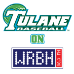 WRBH is Now the Official Station of Tulane Baseball