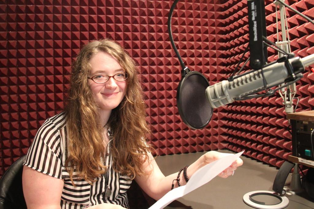Elizabeth Theriot reads her poem
