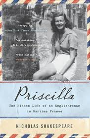 Priscilla by Nicolas Shakespeare