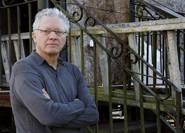 Author John Biguenet
