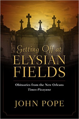 Getting Off At Elysian Fields by John Pope