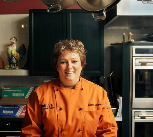 Maria Vieages, Local New Orleans Chef