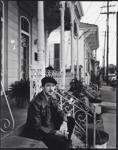 Michael Allen Zell, New Orleans author