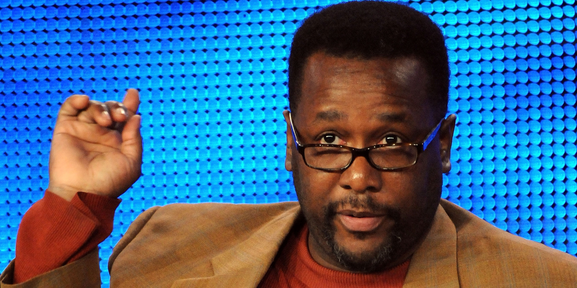 Actor and Author Wendell Pierce