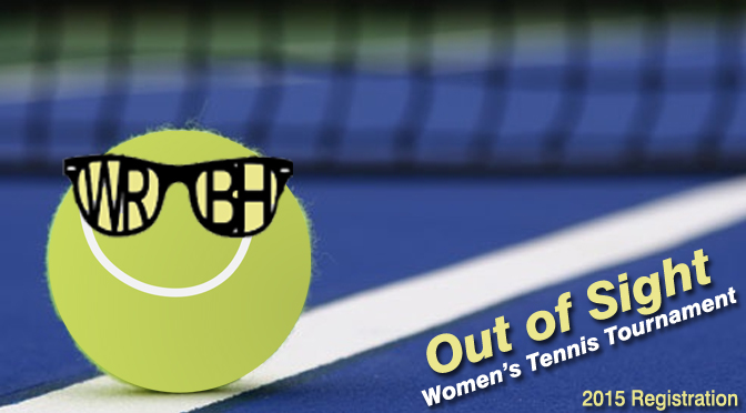 WRBH Tennis Tournament Logo