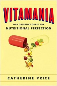 Vitamania by Catherine Price book cover