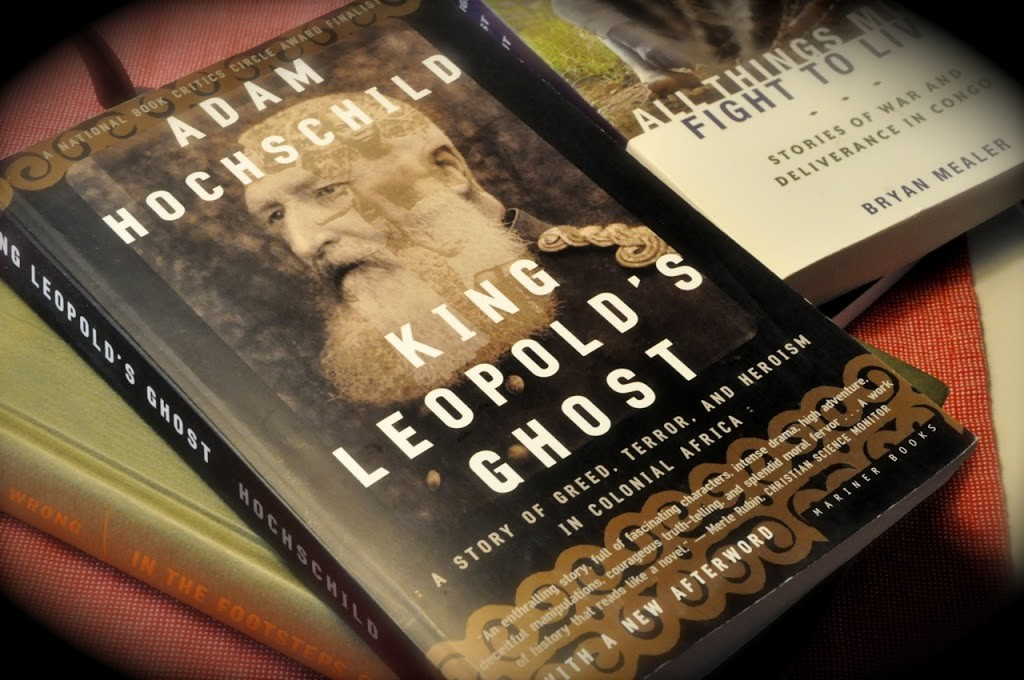 King Leopold's Ghost by Adam Hochschild cover