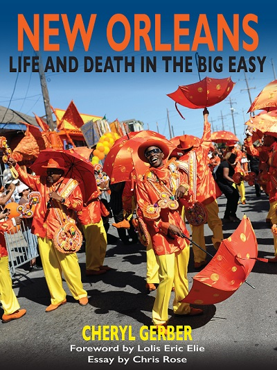 Life and Death In The Big Easy Cover