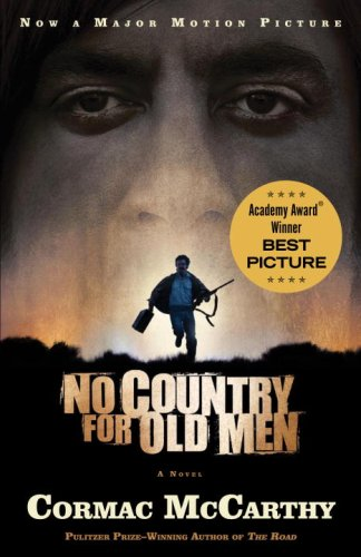 No Country For Old Men movie cover