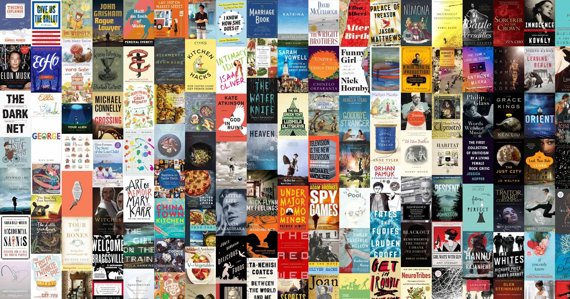 Best Books of 2015 image