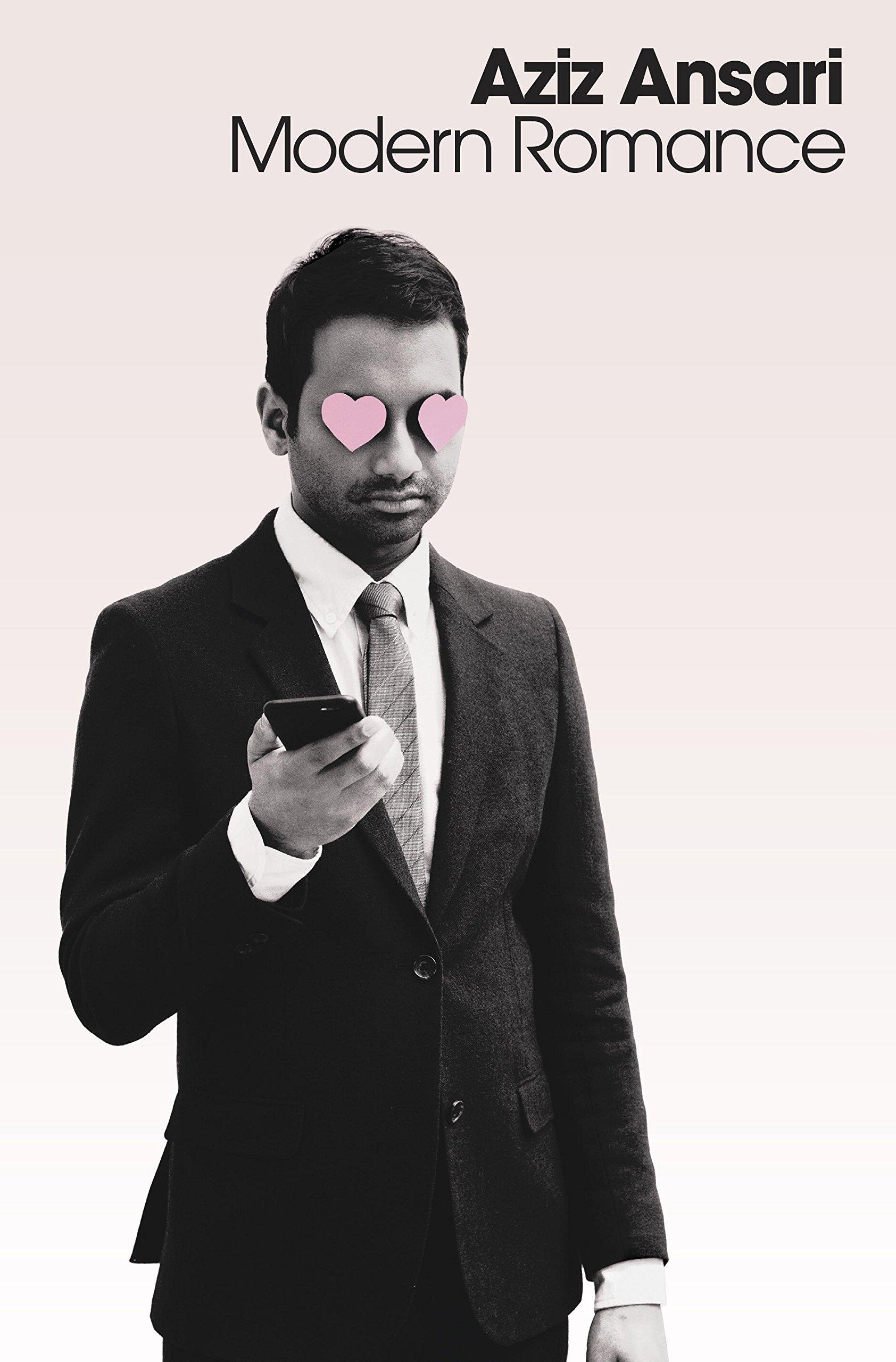 Modern Romance by Aziz Ansari Cover