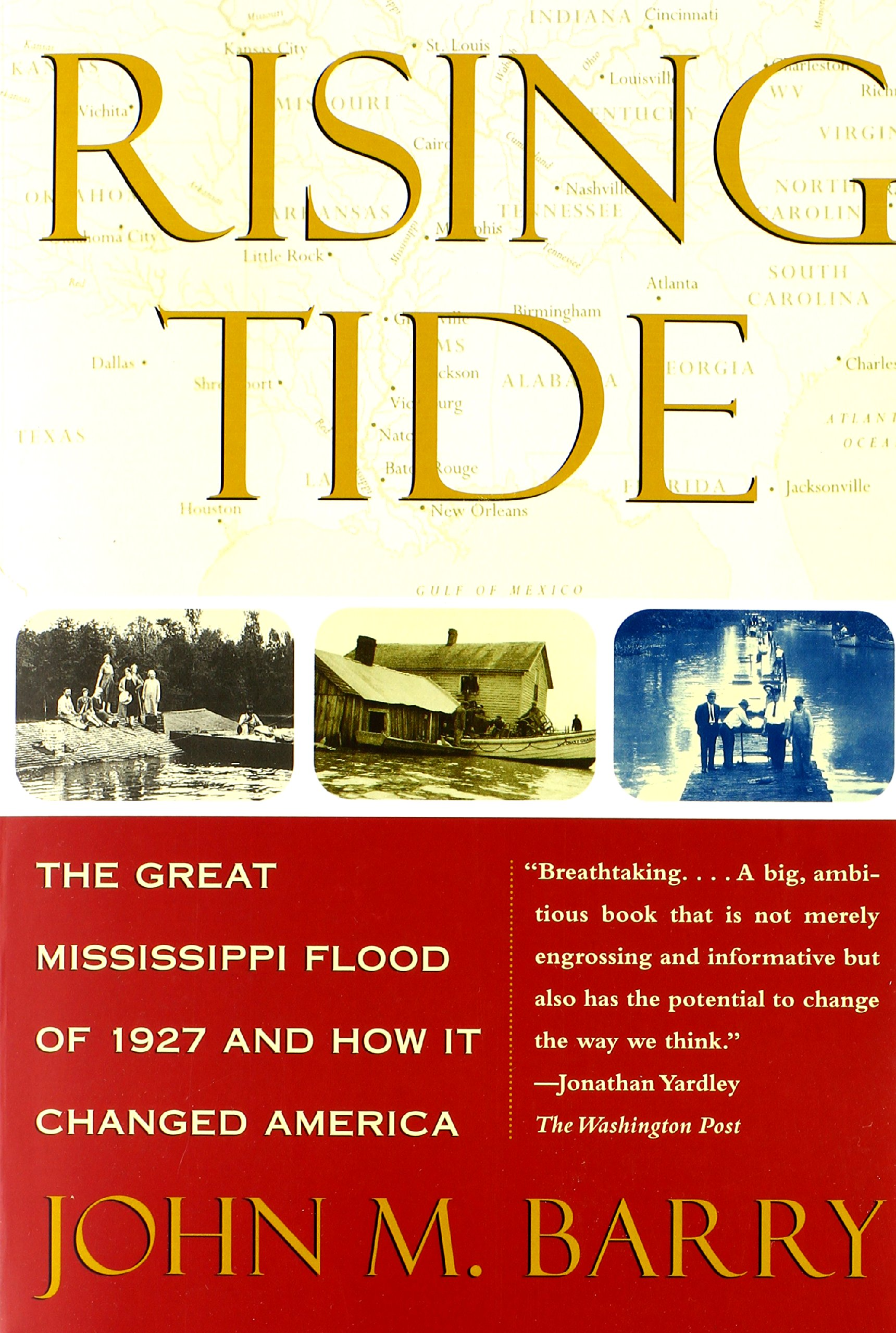 Rising Tide by John Barry cover photo