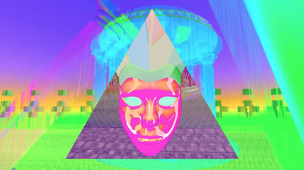 Krewe of Vaporwave Online Parade graphic