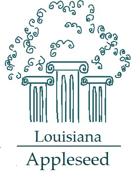 Louisiana Appleseed Logo