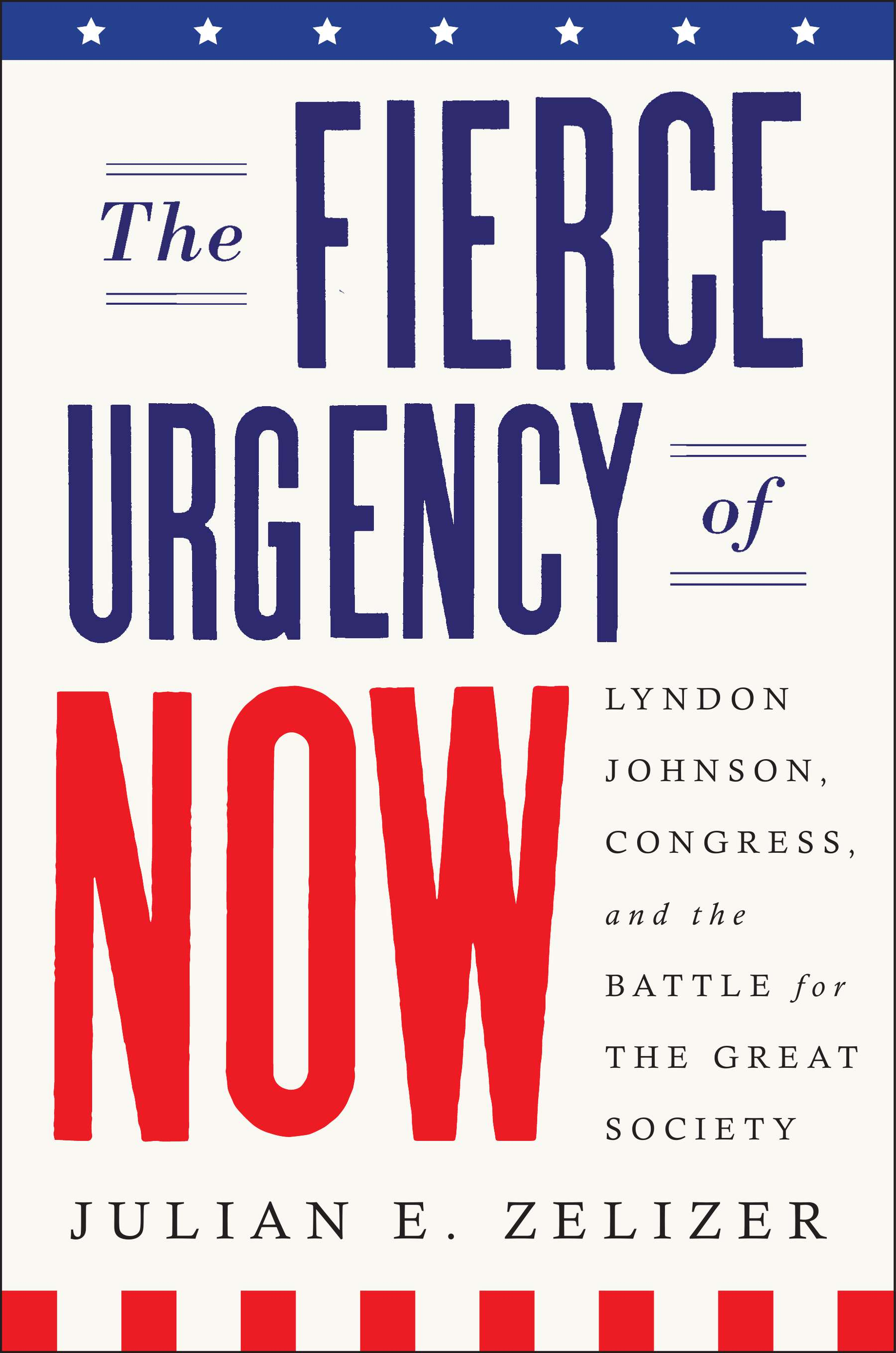 The Fierce URgency of Now book cover photo