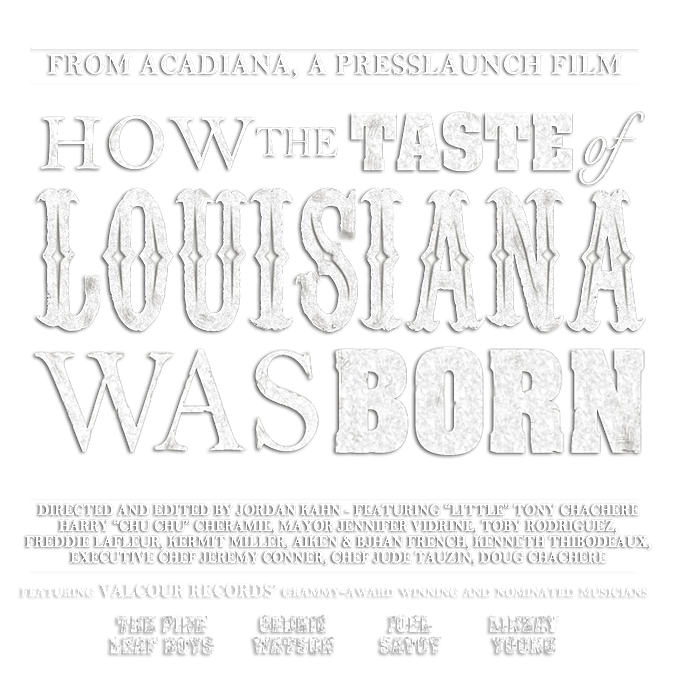 How The Taste of Louisiana Was Born film photo