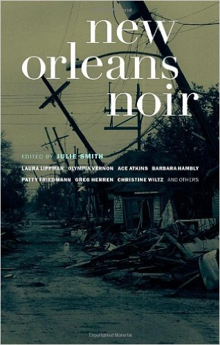 New Orleans Noir book cover photo
