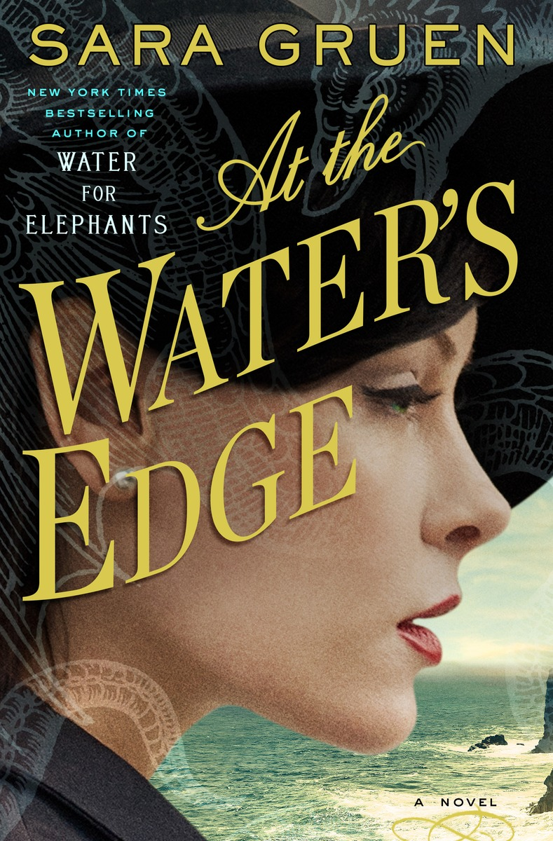 At The Water's Edge by Sarah Gruen cover photo