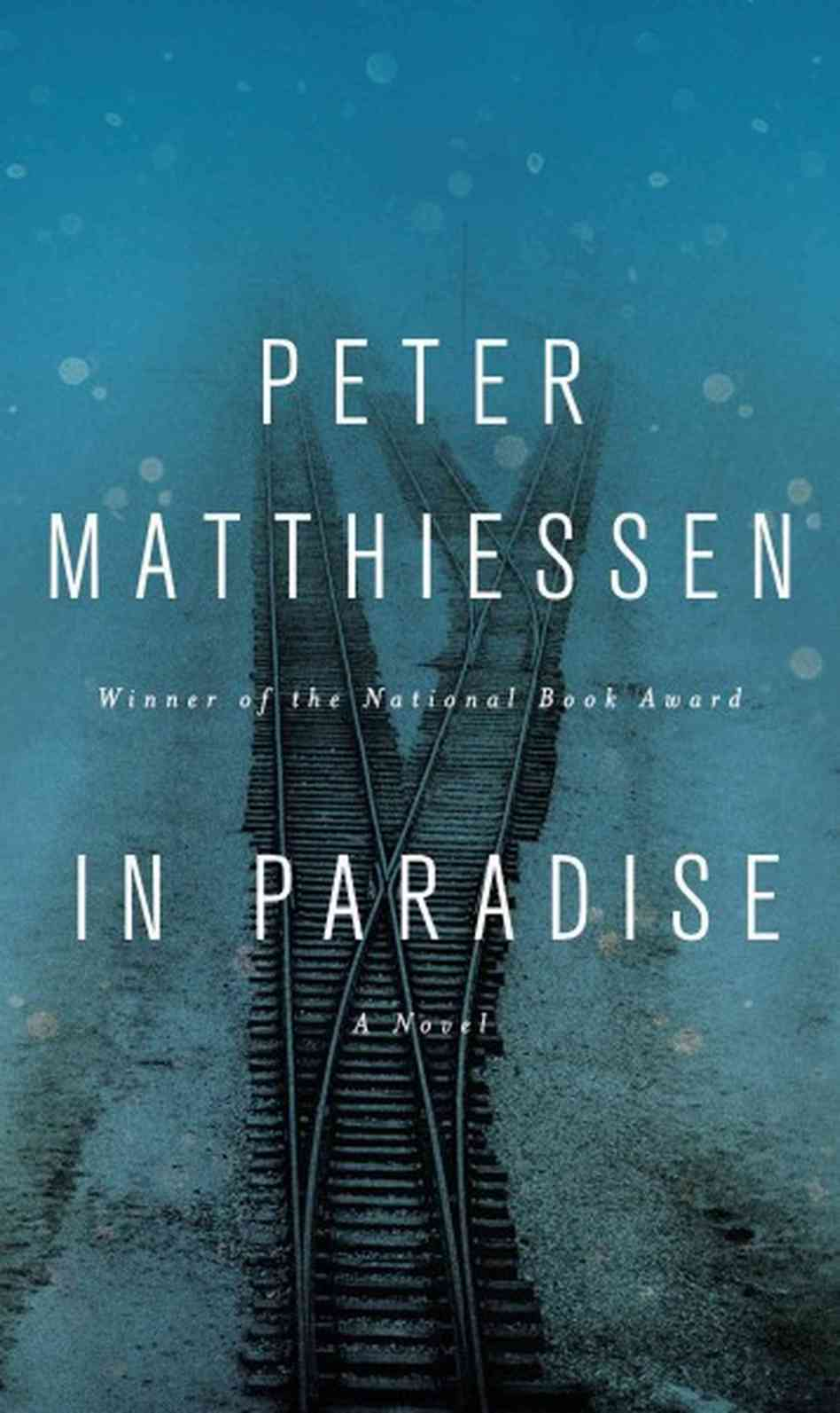 In Paradise novel cover photo