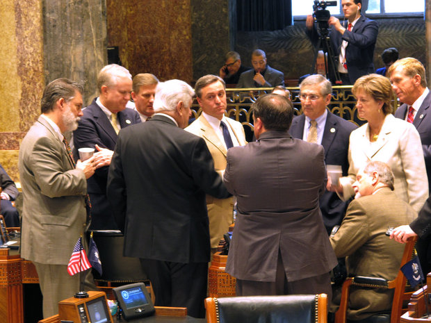 Special Legislative Session photo (via Nola.com)