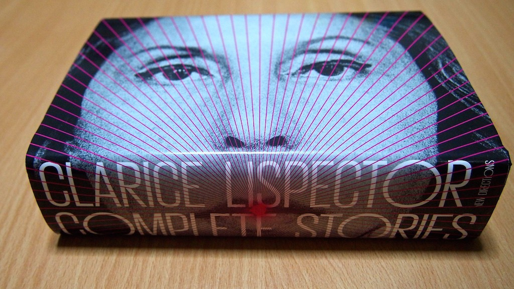Clarice Lispector book cover photo