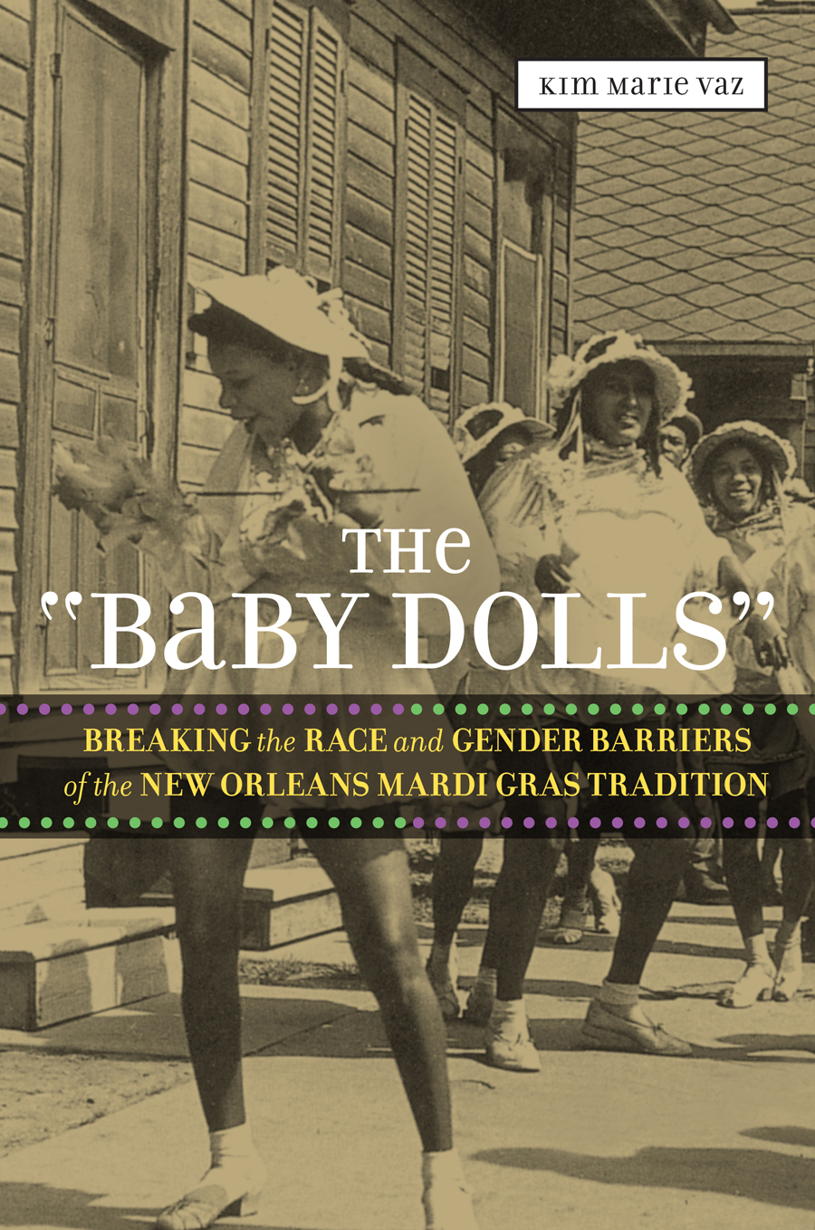 The Baby Dolls book cover photo