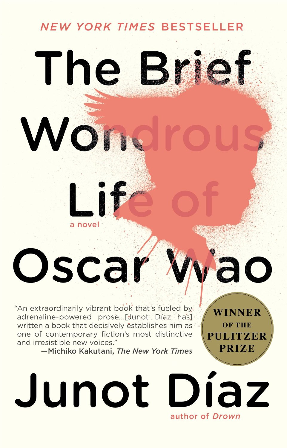 The Brief Wondrous Life of Oscar Wao cover photo