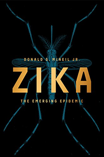 ZIka The Emerging Epidemic book cover photo
