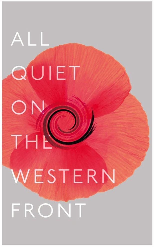 All Quiet On The Western Front book cover