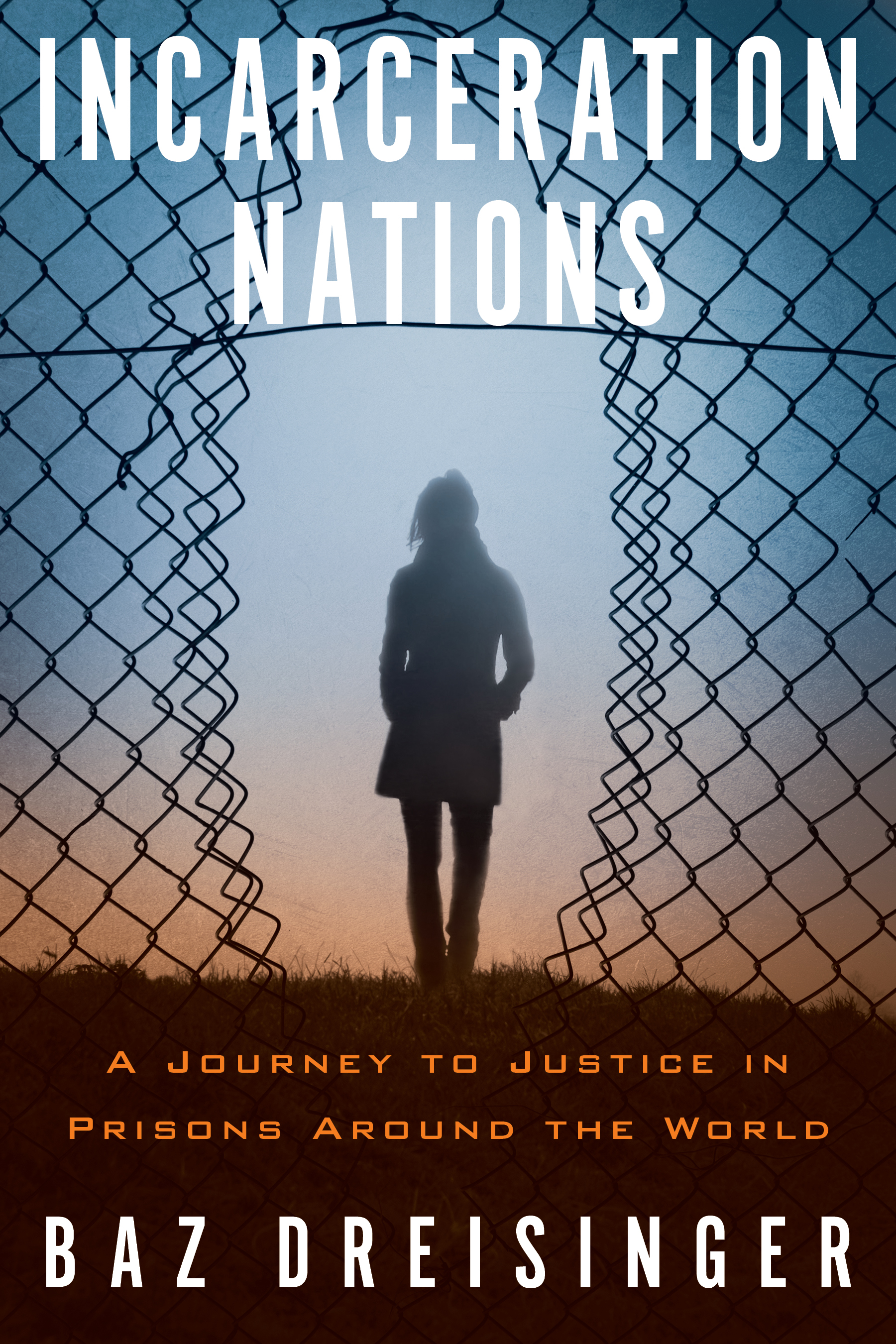 Incarceration Nations Book Cover