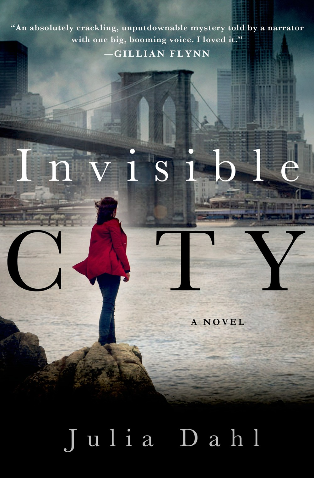 Invisible City Cover Photo