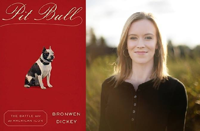 Author Bronwen Dickey photo