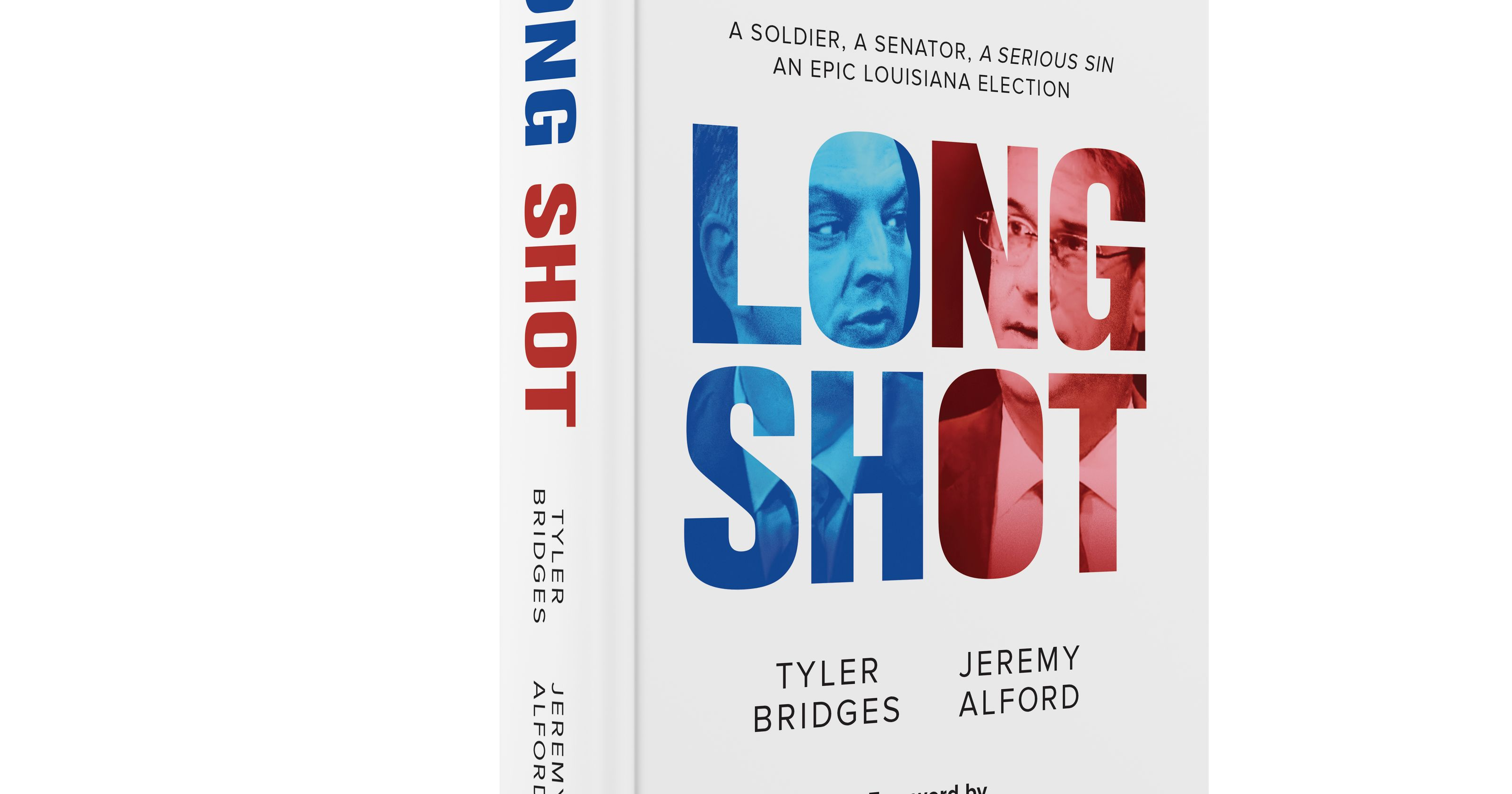 Long Shot book cover photo