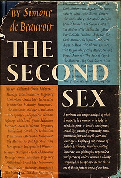 Think, that the second sex book