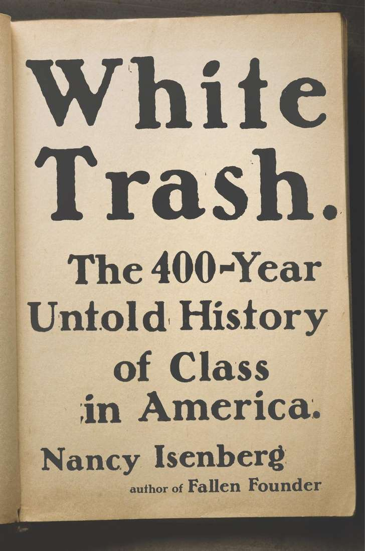 White Trash Book cover