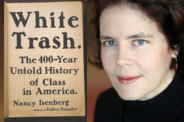 White Trash by Nancy Isenberg photo