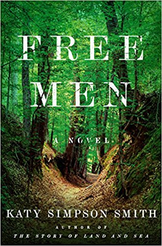 Free Men book cover photo