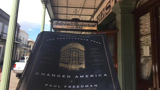 Ten Restaurants That Changed America book photo