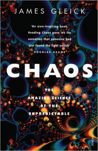 Chaos by James Gleick Book Cover