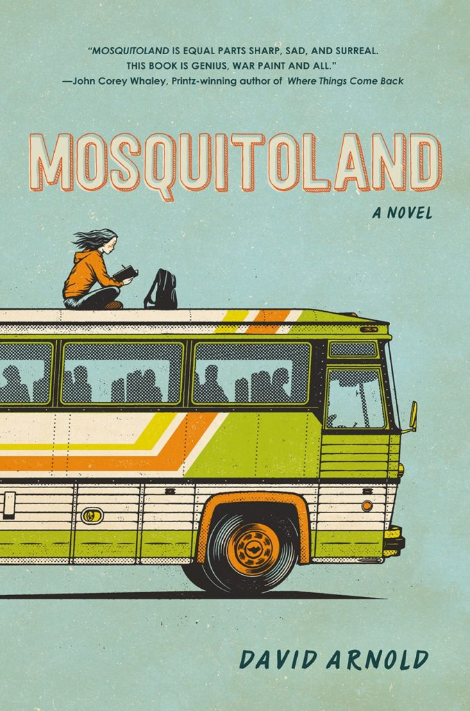 Mosquitoland Cover photo