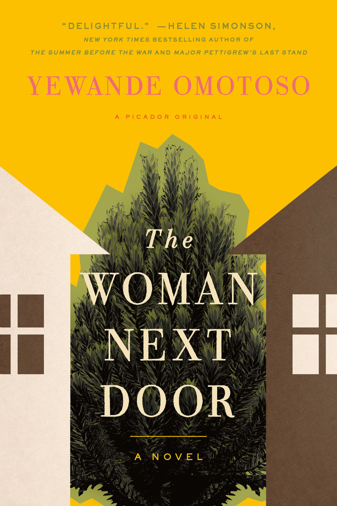 The Woman NExt Door Book COver photo