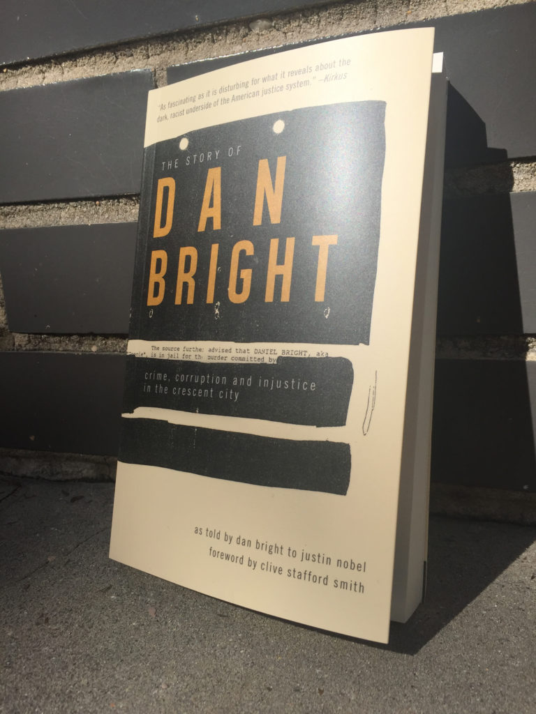 The Story of Dan Bright book cover photo