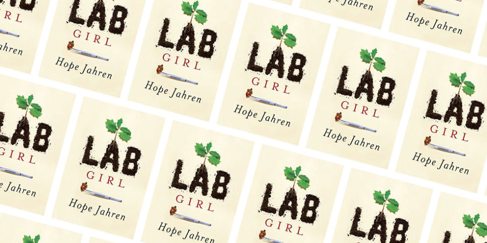 Lab Girl by Hope Jahren photo