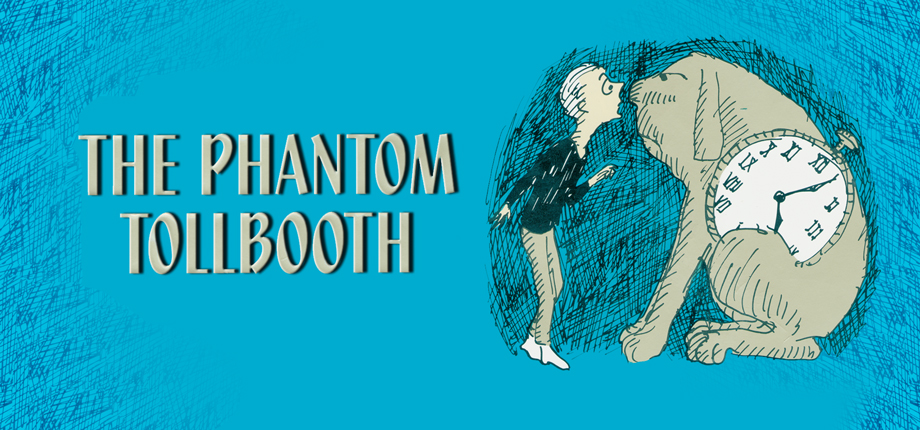 The Phantom Tollbooth book cover photo