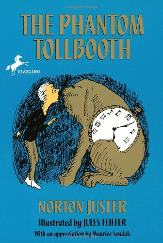 The Phantom Tollbooth book cover image