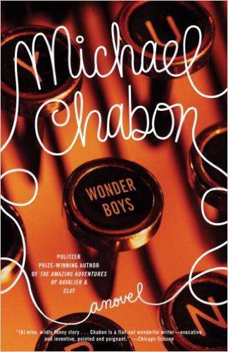 Wonder Boys book cover photo
