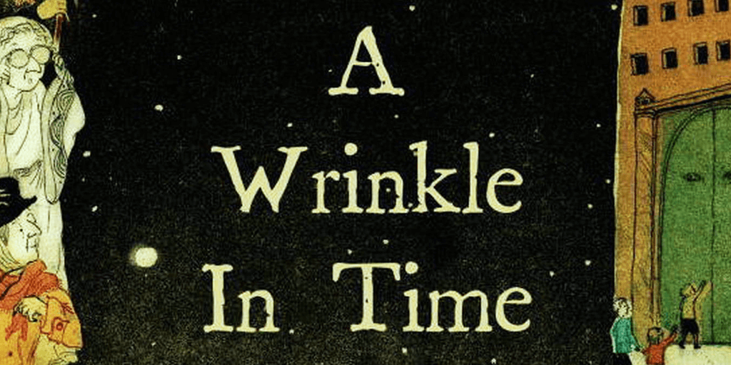 A Wrinkle In Time Book Cover image