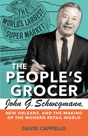 The People's Grocer book cover